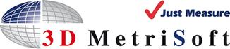 Logo 3d Metrisoft