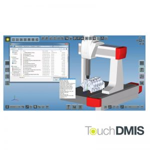TouchDMIS CMM Software